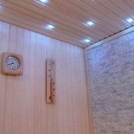 Parná a infra sauna