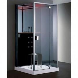 Parná sprcha s hydromasážou